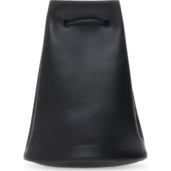 Shoulder Bag With Logo Black - Black - Jil Sander Messenger found on Bargain Bro from lyst.com for USD $341.24