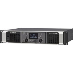 Yamaha PX10 Power Amplifier Dual-CH 1200 Watts x 2 @ 4ohm found on Bargain Bro Philippines from Crutchfield for $899.99