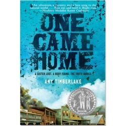 Penguin Random House Chapter Books - One Came Home Paperback found on Bargain Bro from zulily.com for USD $5.31