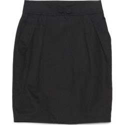 Wrap Skirt - Black - Moschino Skirts found on Bargain Bro Philippines from lyst.com for $258.00