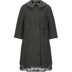 Coat - Green - Moschino Coats found on MODAPINS from lyst.com for USD $550.00