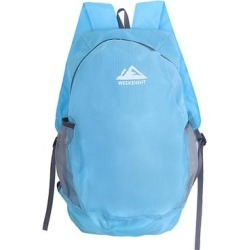 Hong Way Backpacks Sky - Sky Blue Waterproof Foldable Travel Backpack found on Bargain Bro India from zulily.com for $9.99