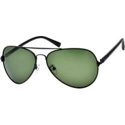 Zenni Men's Aviator Sunglasses Black Frame found on Bargain Bro India from Zenni Optical for $15.95