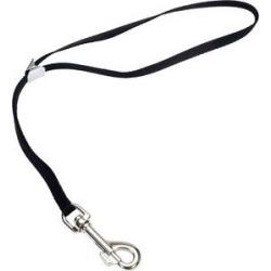 Coastal Pet Products Adjustable Nylon Dog Grooming Loop, Black, 18-in, 3/8-in