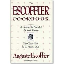 Penguin Random House Cookbooks - The Escoffier Cookbook found on Bargain Bro from zulily.com for USD $14.81