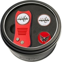 Team Golf Washington Capitals Switchfix Divot Tool & Two Ball Markers, Multicolor found on Bargain Bro Philippines from Kohl's for $30.00
