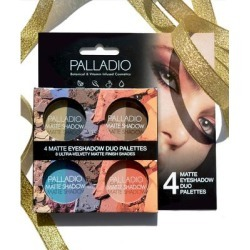 Palladio Women's Eyeshadow Various - Matte Eyeshadow Duo Collection found on MODAPINS from zulily.com for USD $13.71