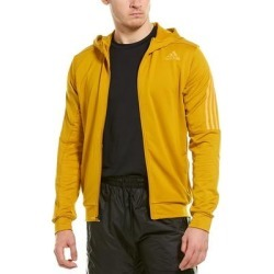Adidas Aero 3S Cold Weather Knit Hoodie (2XL), Men's, Gold found on Bargain Bro Philippines from Overstock for $66.32