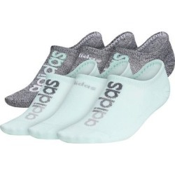 Women's adidas Superlite Badge Of Sport No-Show Sock 6-Pack, Multicolor found on Bargain Bro India from Kohl's for $20.00