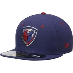 Lancaster JetHawks New Era Authentic Home 59FIFTY Fitted Hat - Navy found on MODAPINS from Fanatics for USD $37.99