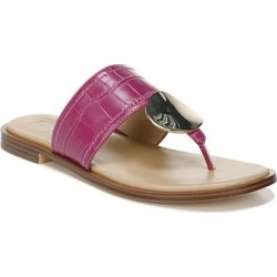 Frankie Sandal - Pink - Naturalizer Flats found on Bargain Bro India from lyst.com for $79.00