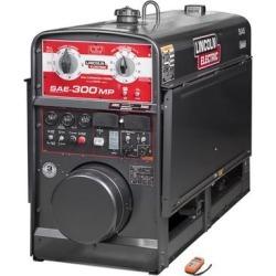Lincoln SAE 300 MP Welder/Generator w/Wireless Remote found on Bargain Bro Philippines from weldingsuppliesfromioc.com for $21295.00