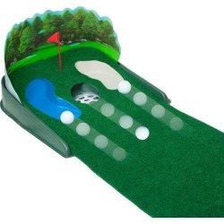 Electric Putt and Return Putting Green with Hazards found on Bargain Bro Philippines from Overstock for $49.45