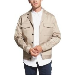 DKNY Mens Four Pocket Sport Coat, Beige, XX-Large (Beige - XX-Large), Men's(polyester, solid) found on Bargain Bro Philippines from Overstock for $83.11
