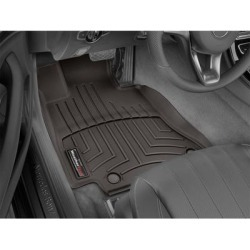 WeatherTech Floor Mat Set, Fits 2012-2014 Mercedes-Benz C250, Primary Color Brown, Position Front, Model 474701 found on Bargain Bro from northerntool.com for USD $97.24