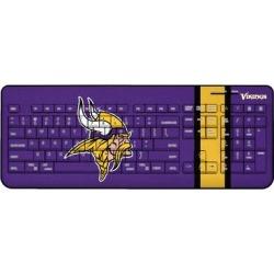 Minnesota Vikings Stripe Wireless Keyboard found on Bargain Bro from nflshop.com for USD $45.59