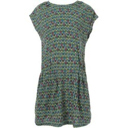 Richie House Girls' Casual Dresses Green - Green Geometric Dress - Toddler found on Bargain Bro Philippines from zulily.com for $7.99