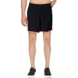 Puma Mens Last Lap Shorts Training Workout - Puma Black/Ignite Pink (M), Men's(polyester) found on Bargain Bro from Overstock for USD $14.01
