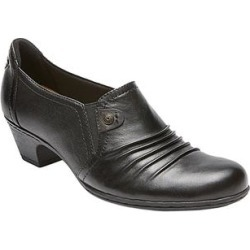 Rockport Women's Pumps Black - Black Adele Leather Pump - Women found on Bargain Bro India from zulily.com for $34.99