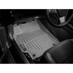 WeatherTech Floor Mat Set, Fits 2012-2016 Honda CR-V, Primary Color Gray, Position Front, Model 467371 found on Bargain Bro from northerntool.com for USD $97.24