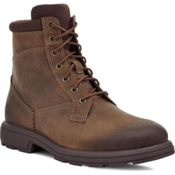 UGG Biltmore Waterproof Plain Toe Boot - Brown - Ugg Boots found on Bargain Bro from lyst.com for USD $114.00