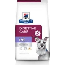Hill's Prescription Diet i/d Digestive Care Low Fat Chicken Flavor Dry Dog Food, 8.5-lb bag found on Bargain Bro from Chewy.com for USD $31.15