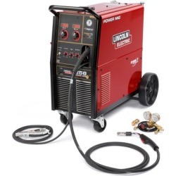 Lincoln Power MIG 256 Welder Package (230/460/575 V) found on Bargain Bro India from weldingsuppliesfromioc.com for $3182.00