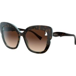 Sunglasses, Tf4161 56 - Brown - Tiffany & Co Sunglasses found on Bargain Bro India from lyst.com for $332.00