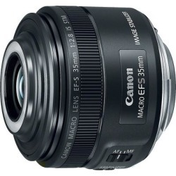 Canon EF-S 35mm f/2.8 Macro IS STM found on Bargain Bro from Crutchfield for USD $265.24