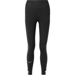 Leggings - Black - Nike Pants found on Bargain Bro from lyst.com for USD $71.44