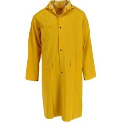 Tuff Grip Men's Rain Coat with Detachable Hood found on Bargain Bro from Overstock for USD $19.45