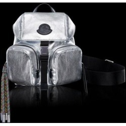Mini Dauphine - Metallic - Moncler Backpacks found on Bargain Bro from lyst.com for USD $718.20