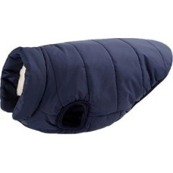 Royal Wise Pet Jackets & Coats Dark - Dark Blue Fleece-Lined Dog Vest found on Bargain Bro from zulily.com for USD $13.67