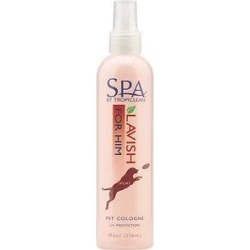 TropiClean Spa Sport for Him Cologne, 8-oz bottle found on Bargain Bro Philippines from Chewy.com for $9.99