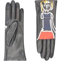 Gloves Premier Flirt Tactile - Gray - Agnelle Gloves found on Bargain Bro India from lyst.com for $250.00
