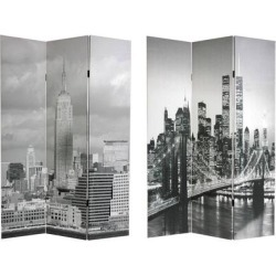 Handmade New York City Room Divider found on Bargain Bro Philippines from Overstock for $159.99