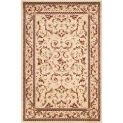 Safavieh Ivory/Ivory Lyndhurst Lyon Area Rug Collection found on Bargain Bro Philippines from belk for $88.50
