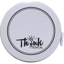 Think Medical Women's Measuring Tapes White - White 60'' Tape Measure found on Bargain Bro Philippines from zulily.com for $5.99