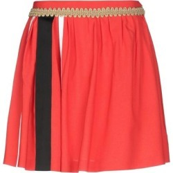 Mini Skirt - Red - Moschino Skirts found on Bargain Bro Philippines from lyst.com for $344.00