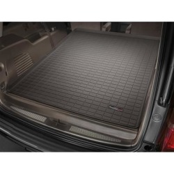 WeatherTech Cargo Area Liner, Fits 2010-2016 Cadillac SRX, Primary Color Brown, Pieces 1, Model 43448 found on Bargain Bro from northerntool.com for USD $104.84