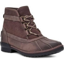 UGG Greda Waterproof Duck Boot - Brown - Ugg Boots found on Bargain Bro from lyst.com for USD $57.00