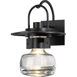 Hubbardton Forge Mason 15 Inch Tall 1 Light Outdoor Wall Light - 303005-1004 found on Bargain Bro from Capitol Lighting for USD $1,028.28