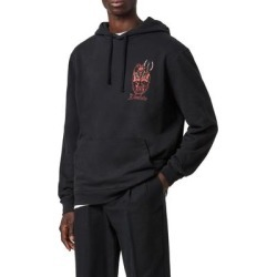 Gatekeeper Hoodie - Black - AllSaints Sweats found on Bargain Bro India from lyst.com for $139.00