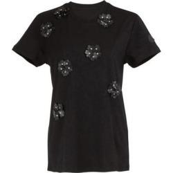 6 Moncler Noir Kei Ninomiya T-shirt - Black - Moncler Genius Tops found on Bargain Bro Philippines from lyst.com for $645.00