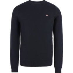 Sweater - Blue - Napapijri Knitwear found on MODAPINS from lyst.com for USD $71.00