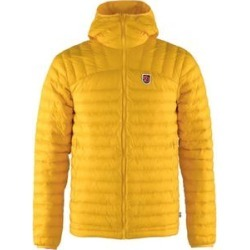 Fjallraven Casual Down Jackets Expedition Latt Hoodie - Men's Dandelion Medium Model: F86119-154-M found on MODAPINS from campsaver.com for USD $200.00