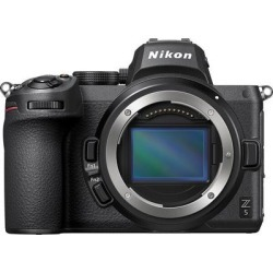 Nikon Z 5 FX-format Mirrorless Camera Body Only found on Bargain Bro India from Crutchfield for $1296.95