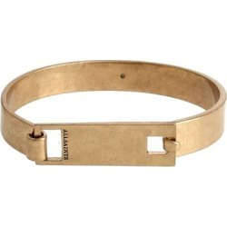 Flat Bangle - Brown - AllSaints Bracelets found on Bargain Bro India from lyst.com for $62.00