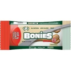 BONIES Hip & Joint Formula Mini Dog Treats, 2 count found on Bargain Bro from Chewy.com for $0.79