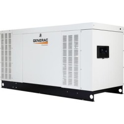 Generac Protector Series Home Standby Generator - 75 kW LP/80 kW NG, 120/240 Volts, 3-Phase, CARB Compliant, Model RG08045JNAC found on Bargain Bro from northerntool.com for USD $19,164.92